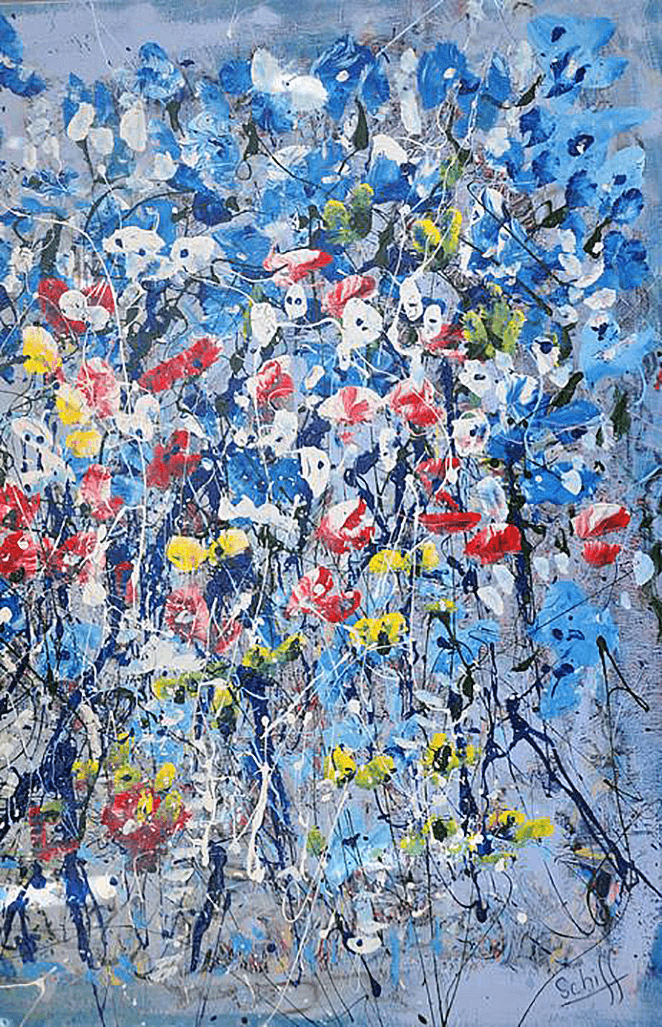 Canondale Lilies 48x60