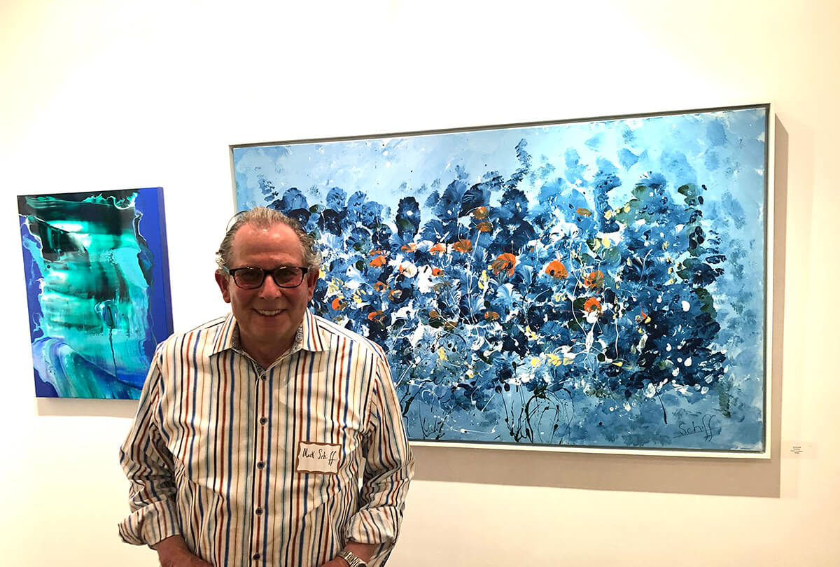 Mark Schiff art exhibits